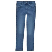 衣服 女孩 牛仔铅笔裤 Only KONROYAL 蓝色 / 米色