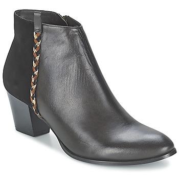 鞋子 女士 短靴 Bocage MANNUELA 黑色