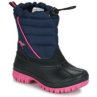鞋子 女孩 雪地靴 Kangaroos K-BEN 蓝色 / 玫瑰色