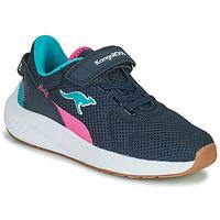 鞋子 女孩 球鞋基本款 Kangaroos K-FORT JAG EV 蓝色