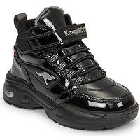 鞋子 女孩 高帮鞋 Kangaroos KC-ICY EV RTX 黑色