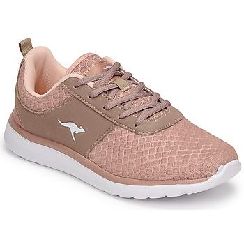 鞋子 女士 球鞋基本款 Kangaroos BUMPY 玫瑰色