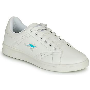 鞋子 女士 球鞋基本款 Kangaroos K-TEN II 白色