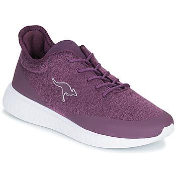鞋子 女士 球鞋基本款 Kangaroos K-ACT SCREEN 紫罗兰