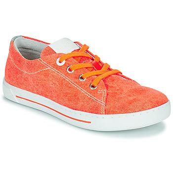 鞋子 儿童 球鞋基本款 Birkenstock 勃肯 ARRAN KIDS 橙色