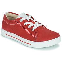 鞋子 儿童 球鞋基本款 Birkenstock 勃肯 ARRAN KIDS 红色