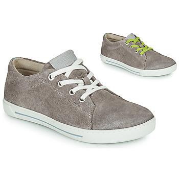 鞋子 儿童 球鞋基本款 Birkenstock 勃肯 ARRAN KIDS 灰色