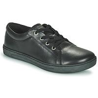 鞋子 儿童 球鞋基本款 Birkenstock 勃肯 ARRAN KIDS 黑色