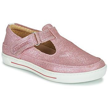 鞋子 女孩 平底鞋 Birkenstock 勃肯 ABILENE 玫瑰色