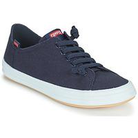 鞋子 女士 球鞋基本款 Camper 看步 HOOPS 蓝色