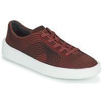 鞋子 女士 球鞋基本款 Camper 看步 COURB 波尔多红