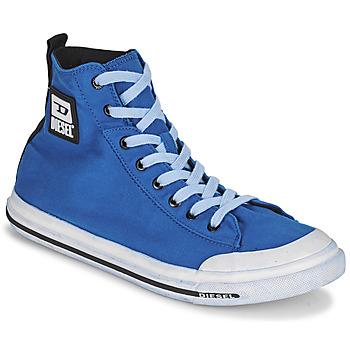 鞋子 男士 高帮鞋 Diesel 迪赛尔 FAMILA 蓝色