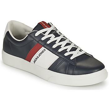 鞋子 男孩 球鞋基本款 Jack & Jones 杰克琼斯 MISTR 蓝色
