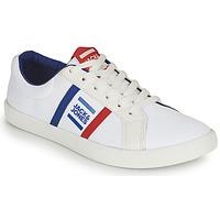 鞋子 男孩 球鞋基本款 Jack & Jones 杰克琼斯 WHILEY 白色