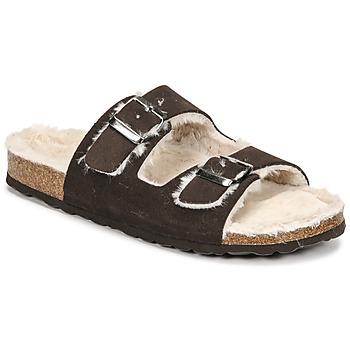 鞋子 女士 拖鞋 Casual Attitude NEW 黑色