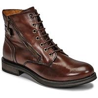 鞋子 女士 短筒靴 Casual Attitude NUNAISE 棕色