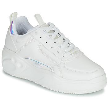 鞋子 女士 球鞋基本款 Buffalo FLAT SMPL 2.0 白色