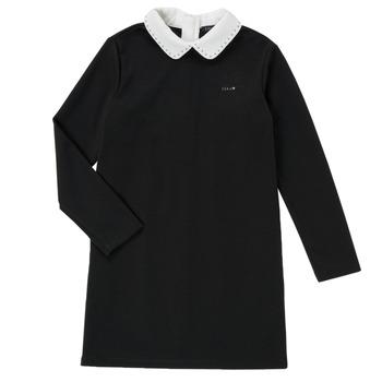 衣服 女孩 短裙 Ikks LIN 黑色