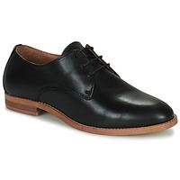 鞋子 女士 德比 Minelli DELINA 黑色