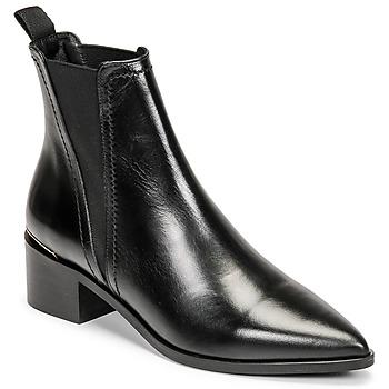 鞋子 女士 短靴 Minelli BLERINA 黑色