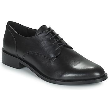 鞋子 女士 德比 Minelli FRANCIA 黑色