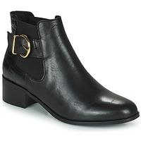 鞋子 女士 短靴 Minelli ALINNA 黑色