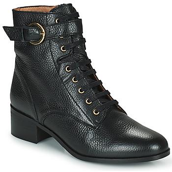 鞋子 女士 短靴 Minelli CAMILA 黑色