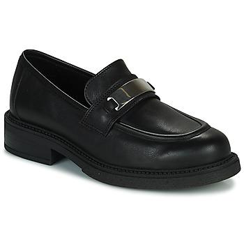 鞋子 女士 皮便鞋 Minelli KARISMA 黑色