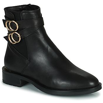 鞋子 女士 短筒靴 Minelli LISA 黑色