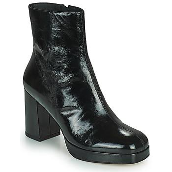 鞋子 女士 短靴 Minelli BETTYNA 黑色