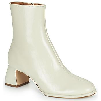鞋子 女士 短靴 Minelli CREMIA 米色