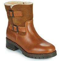 鞋子 女士 短靴 Minelli LEILA 棕色