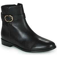 鞋子 女士 短筒靴 Minelli FANNITA 黑色