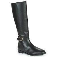 鞋子 女士 都市靴 Minelli SELIRA 黑色