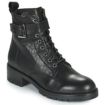 鞋子 女士 短筒靴 Minelli NENITA 黑色