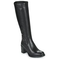 鞋子 女士 都市靴 Minelli NELLA 黑色