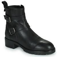 鞋子 女士 短筒靴 Minelli LISTERIA 黑色