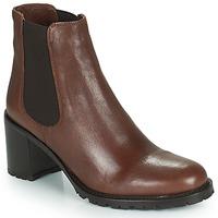 鞋子 女士 短靴 Minelli PETRINA 棕色