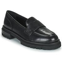 鞋子 女士 皮便鞋 Minelli JOY 黑色