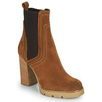 鞋子 女士 短靴 Minelli VANILLA 棕色