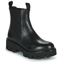 鞋子 女士 短筒靴 Minelli MANINA 黑色
