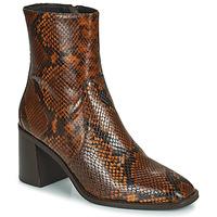 鞋子 女士 短靴 Minelli MARIELLA 棕色