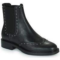 鞋子 女士 短筒靴 Minelli GERINA 黑色