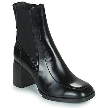 鞋子 女士 短靴 Minelli NEOPARA 黑色