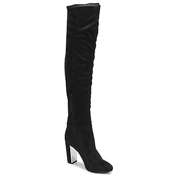 鞋子 女士 都市靴 Minelli  黑色