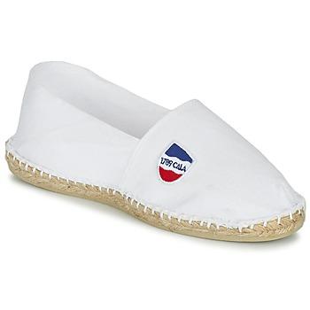 鞋子 帆布便鞋 1789 UNIE BLANC 白色
