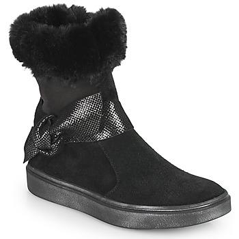 鞋子 女孩 都市靴 GBB EVELINA 黑色