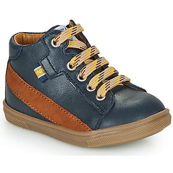 鞋子 男孩 高帮鞋 GBB WESTY 蓝色