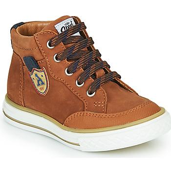 鞋子 男孩 高帮鞋 GBB NATHAN 棕色