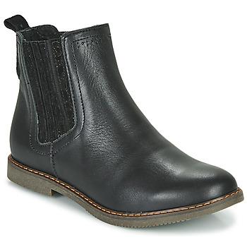 鞋子 女孩 短筒靴 GBB EVERY 黑色